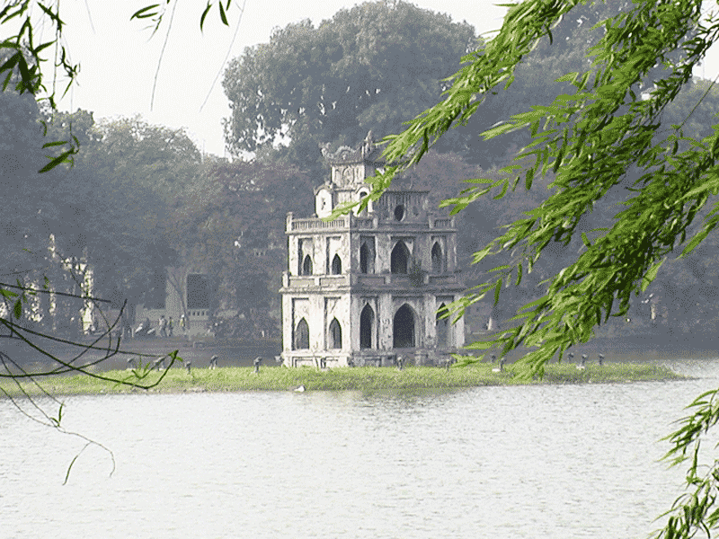 Half Day : Hanoi City Tour (meal : Pho)